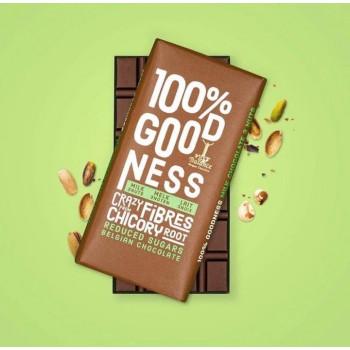 Čokolada brez dodanega sladkorja in brez sladil - BREZ SLADKORJA. SI