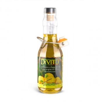 EKSTRA DEVIŠKO OLJČNO OLJE limona