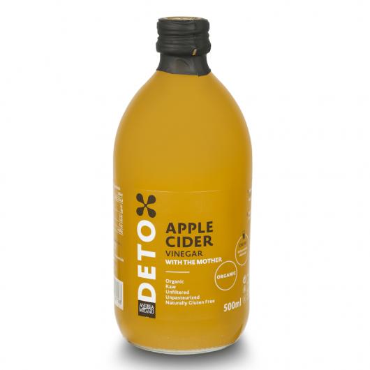 BIO DETOX jabolčni kis I hujšanje in razstrupljanje I www.brezsladkorja.si