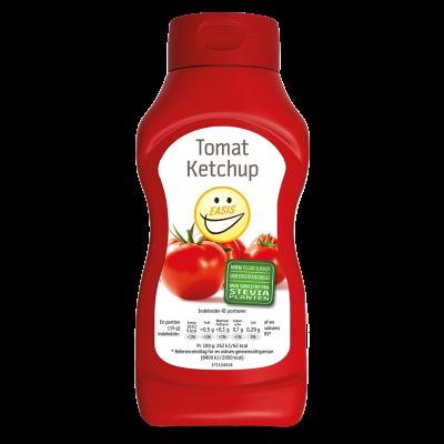 Ketchup brez dodanega sladkorja s stevijo