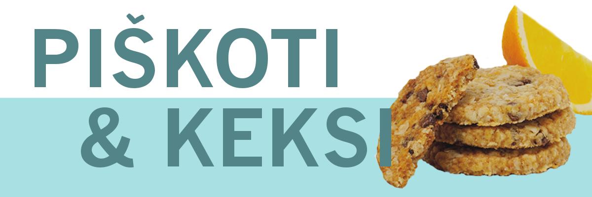 Piškoti in keksi brez sladkorja - www.brezsladkorja.si