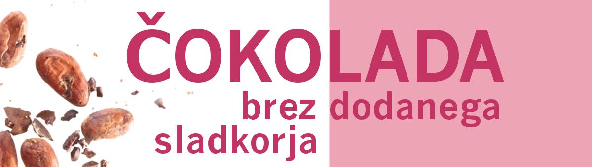 Čokolada brez sladkorja - www.brezsladkorja.si