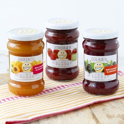 EASIS marmelade brez dodanega sladkorja v INTERSPARU