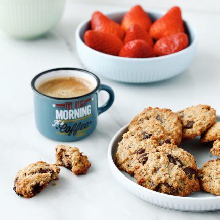 Cookies s čokolado